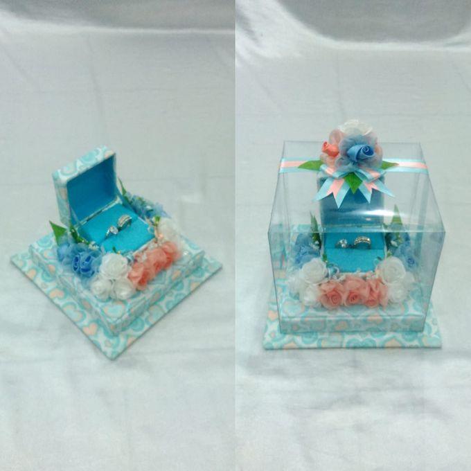 Kotak Cincin by Rieens Box N' Craft - 005