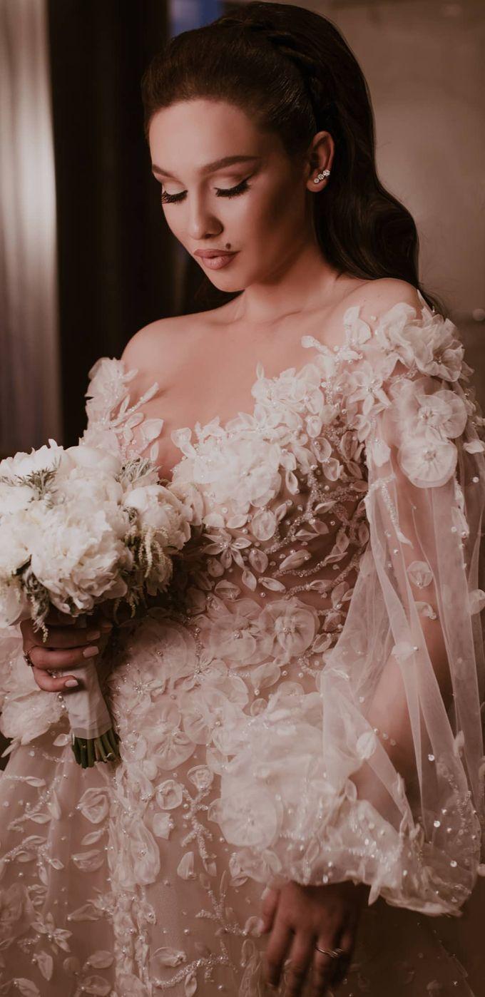 Real Bride by Anjeza Dyrmishi photographer - 007