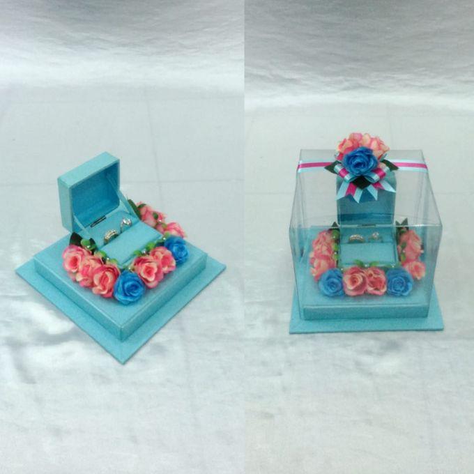 Kotak Cincin by Rieens Box N' Craft - 006