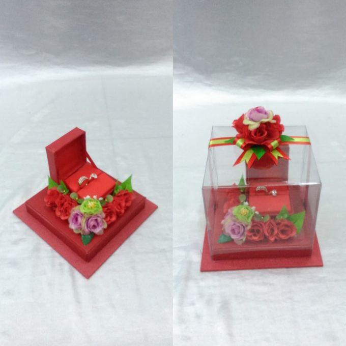 Kotak Cincin by Rieens Box N' Craft - 004