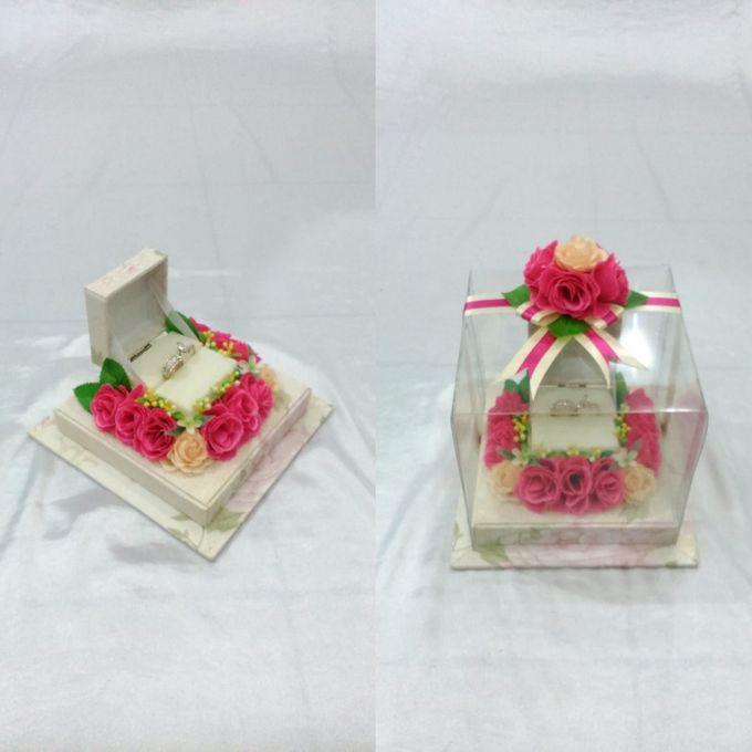 Kotak Cincin by Rieens Box N' Craft - 001