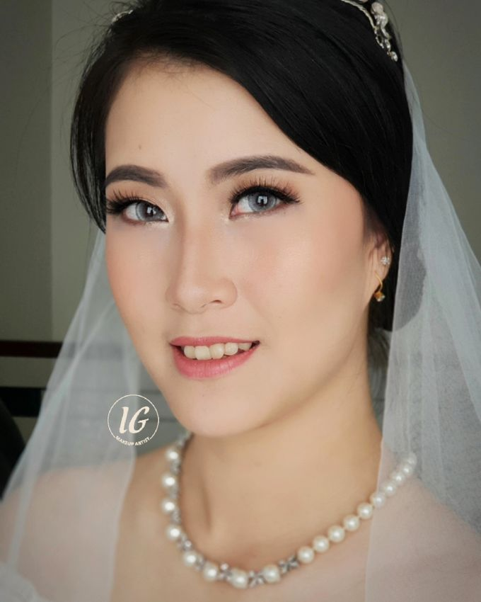 Wedding Makeup by Irma Gerungan Makeup Artist - 010