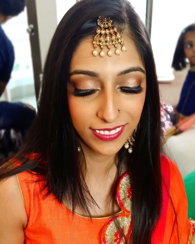 Party Makeup by Makeup by Lavina - 023