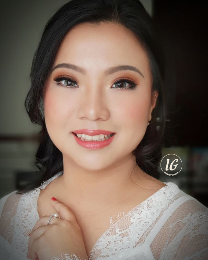 Wedding Makeup by Irma Gerungan Makeup Artist - 017