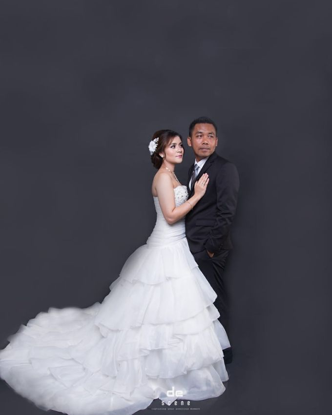 Prewedding Makeup & Hairdo by Favor Brides - 001