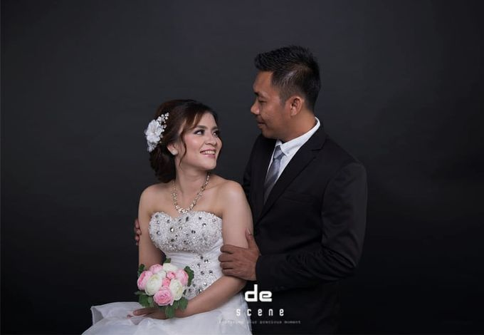 Prewedding Makeup & Hairdo by Favor Brides - 004