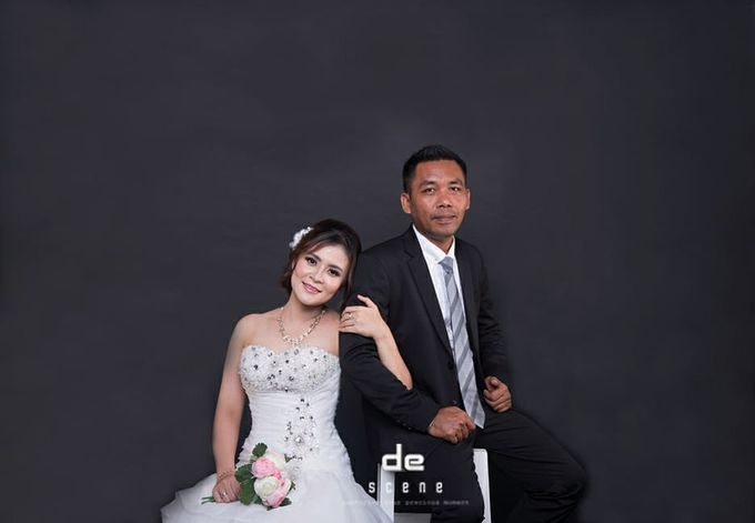 Prewedding Makeup & Hairdo by Favor Brides - 007