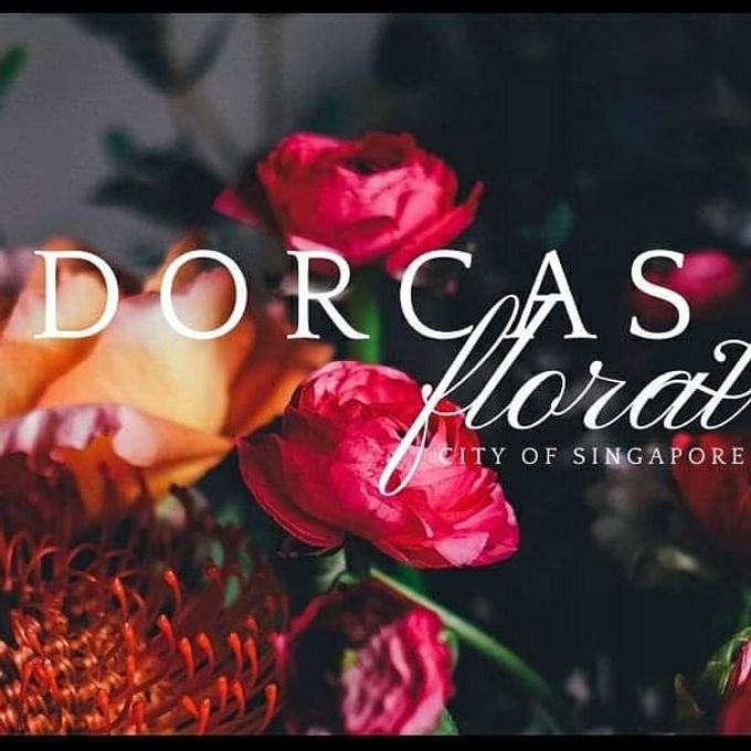 Listed as Preferred Wedding Floral Designer by Dorcas Floral - 001