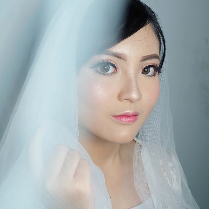 Wedding Makeup by nisarosa_house - 002