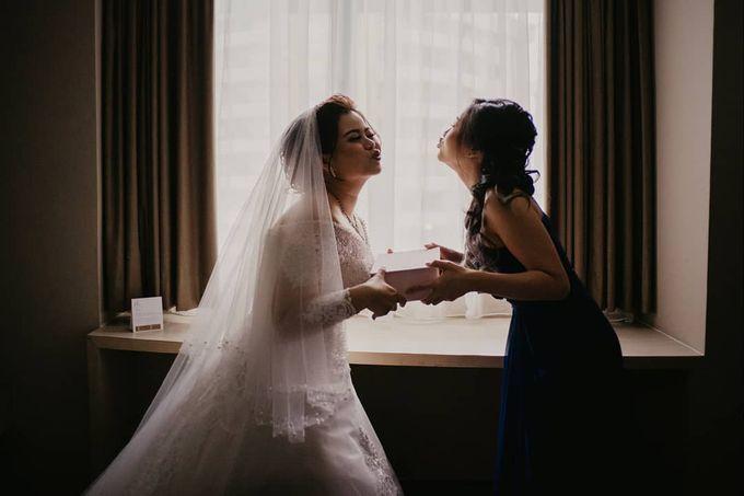 Joshua & Lisa Wedding by DESPRO Organizer - 020