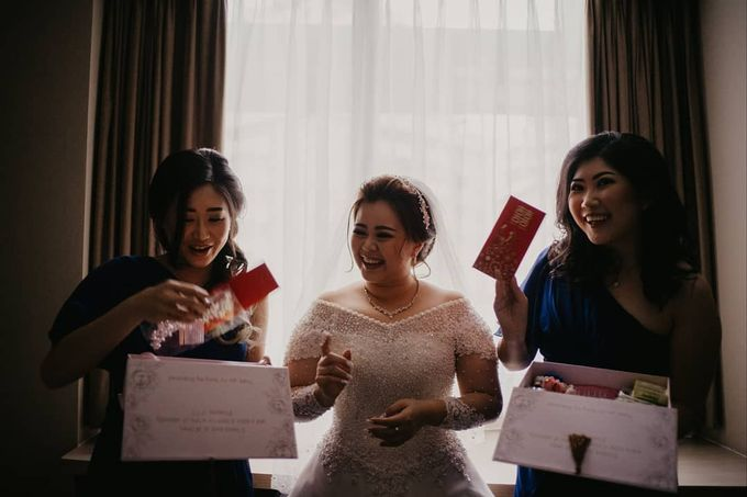 Joshua & Lisa Wedding by DESPRO Organizer - 009