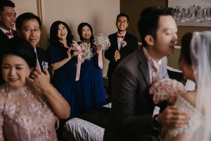Joshua & Lisa Wedding by DESPRO Organizer - 019