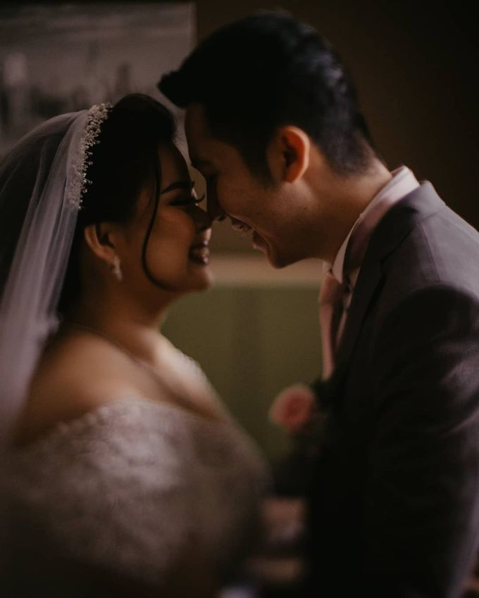 Joshua & Lisa Wedding by DESPRO Organizer - 005