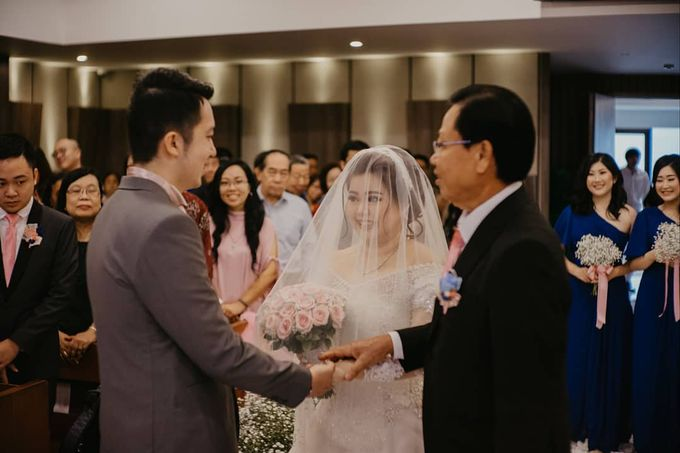 Joshua & Lisa Wedding by DESPRO Organizer - 004