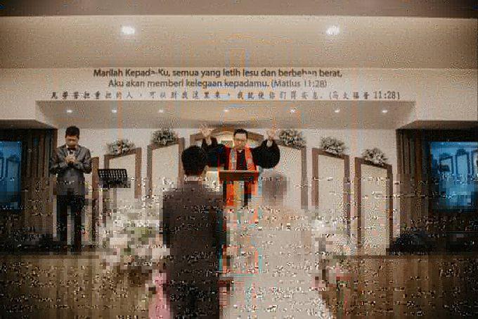 Joshua & Lisa Wedding by DESPRO Organizer - 016