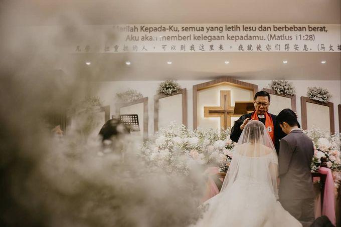 Joshua & Lisa Wedding by DESPRO Organizer - 011