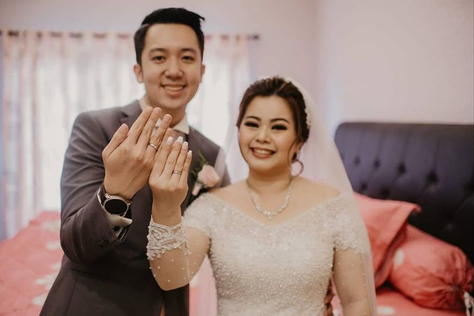 Joshua & Lisa Wedding by DESPRO Organizer - 018