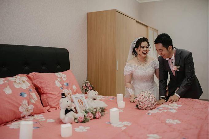 Joshua & Lisa Wedding by DESPRO Organizer - 013