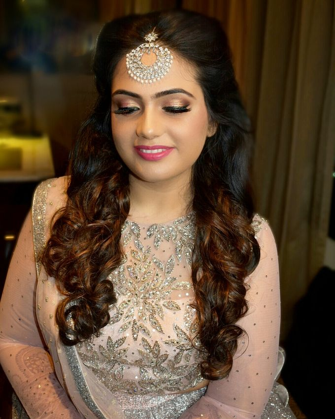 Party Makeup by Makeup by Lavina - 024