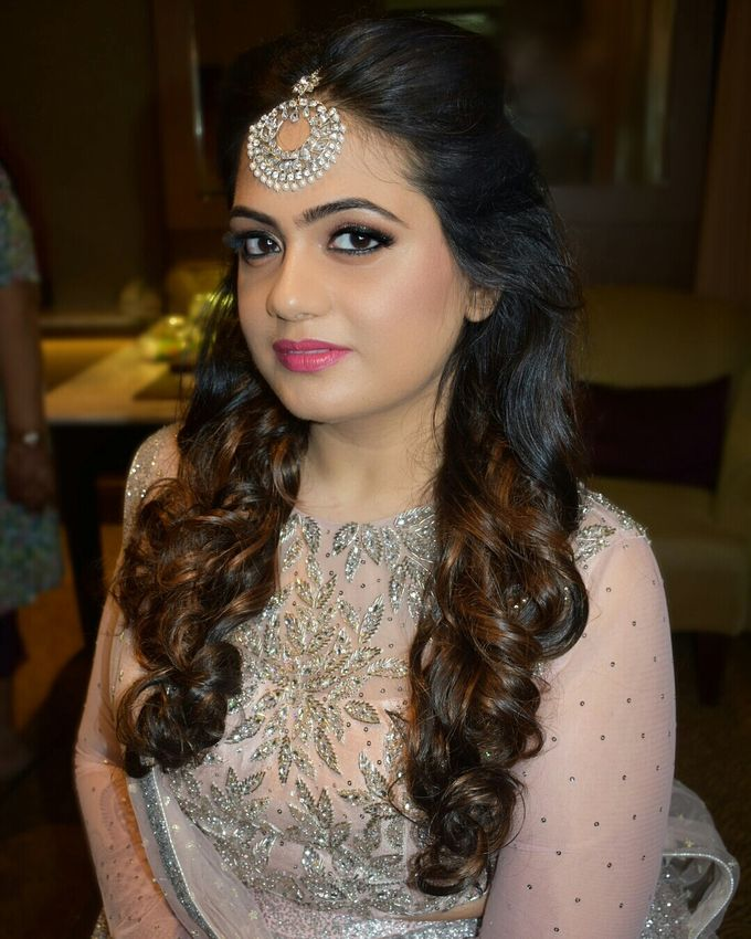 Bridal Makeup by Makeup by Lavina - 023