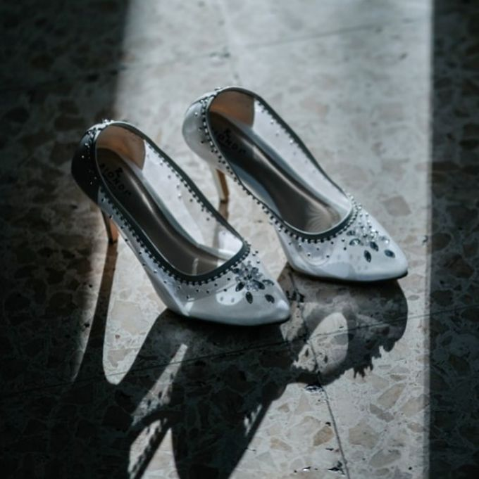Mrs.Yonnika Wedding by Wedding shoes by Biondi - 003