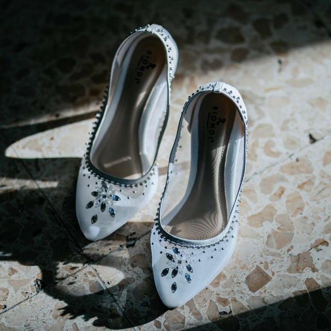 Mrs.Yonnika Wedding by Wedding shoes by Biondi - 002