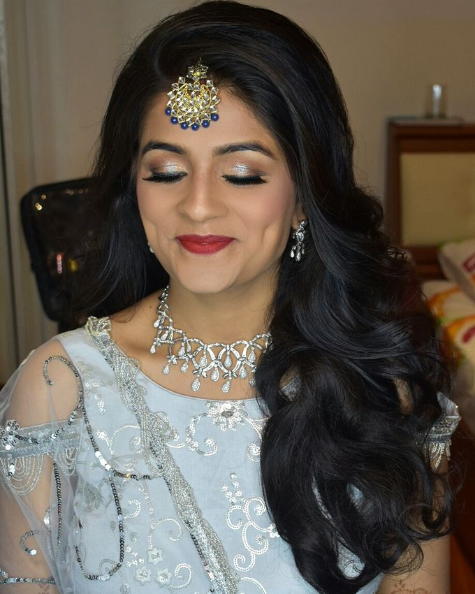 Party Makeup by Makeup by Lavina - 020