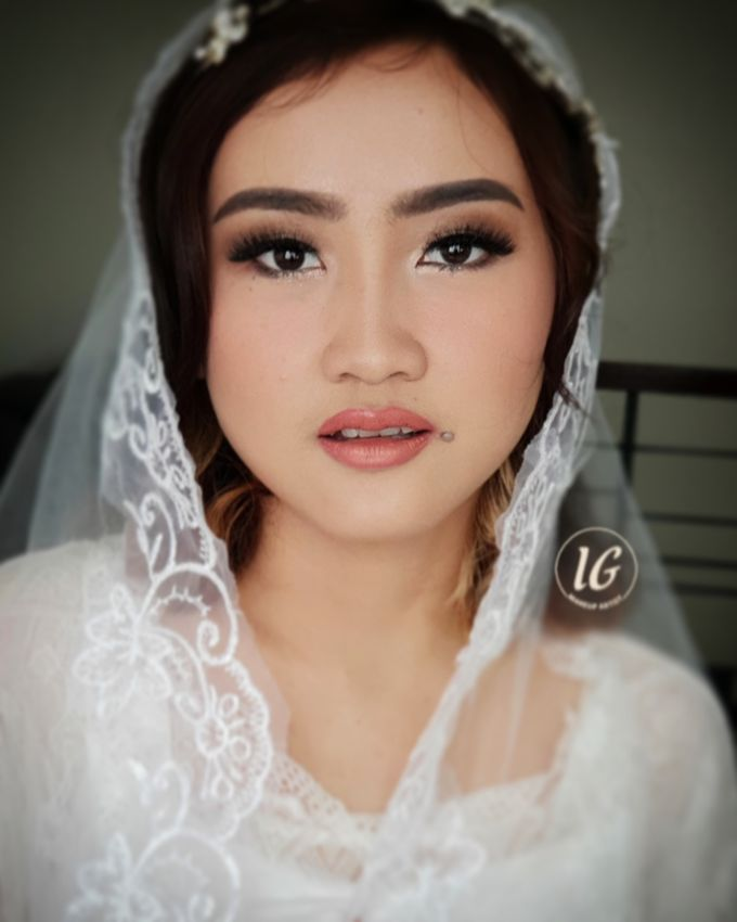Wedding Makeup by Irma Gerungan Makeup Artist - 009