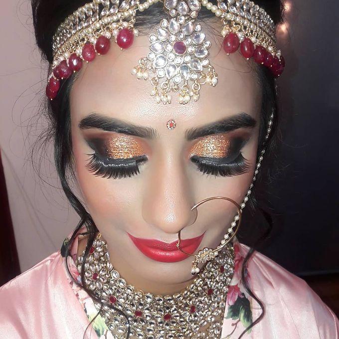 Bridal Makeup by Charites Professional Makeup - 013