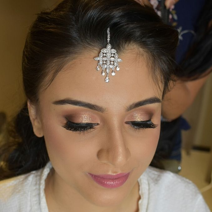 Party Makeup by Makeup by Lavina - 017