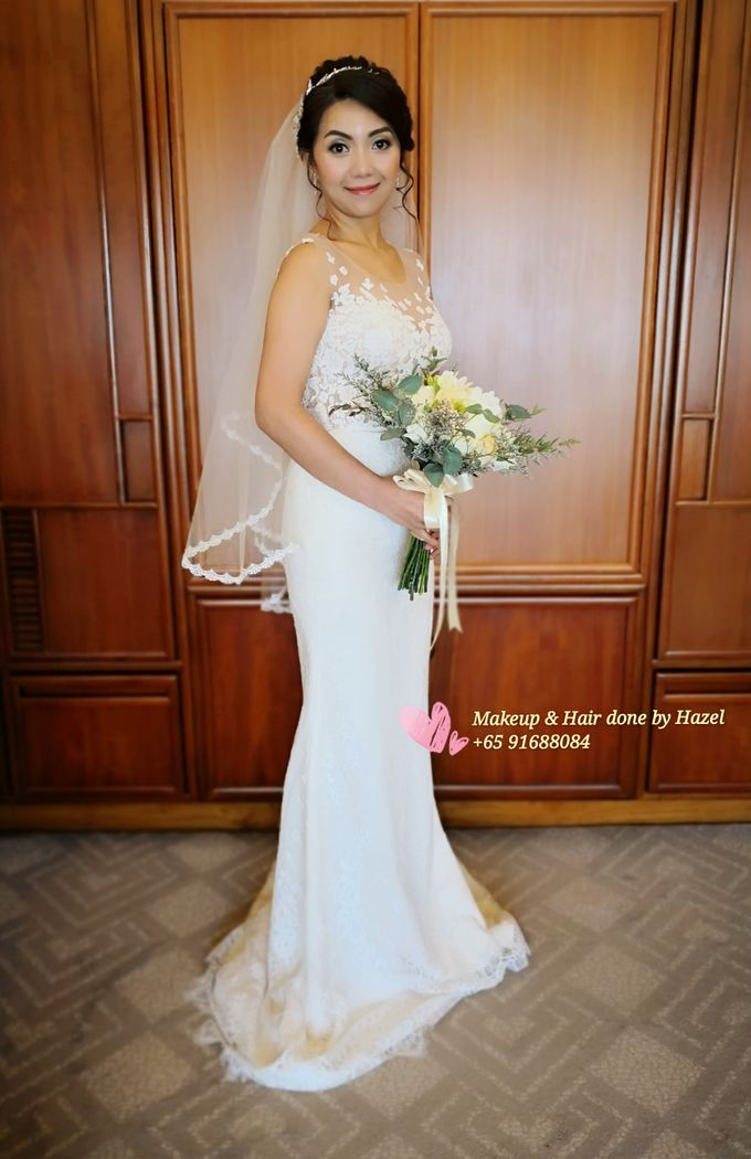 Wedding & Solemnization for Gavin & Emmy by WillieHaz Hair & Beauty - 002