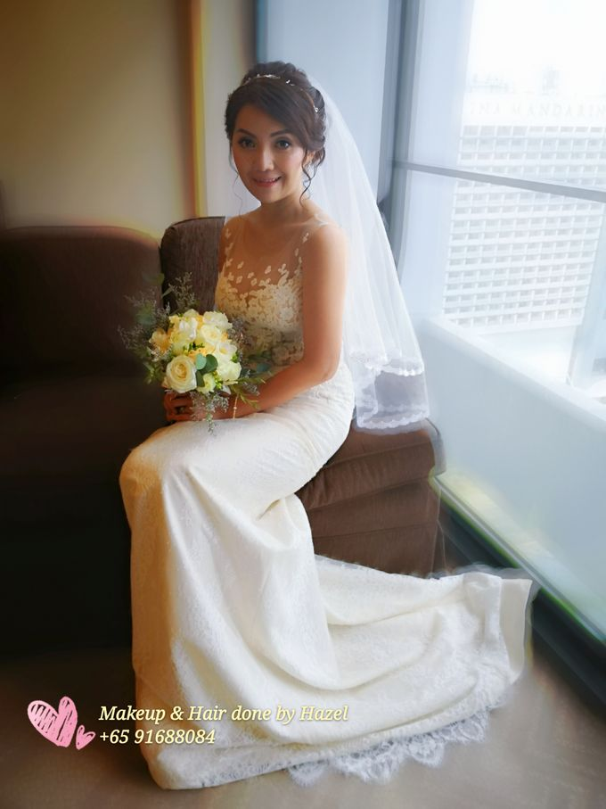 Wedding & Solemnization for Gavin & Emmy by WillieHaz Hair & Beauty - 003