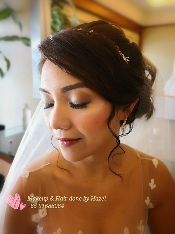 Wedding & Solemnization for Gavin & Emmy by WillieHaz Hair & Beauty - 004
