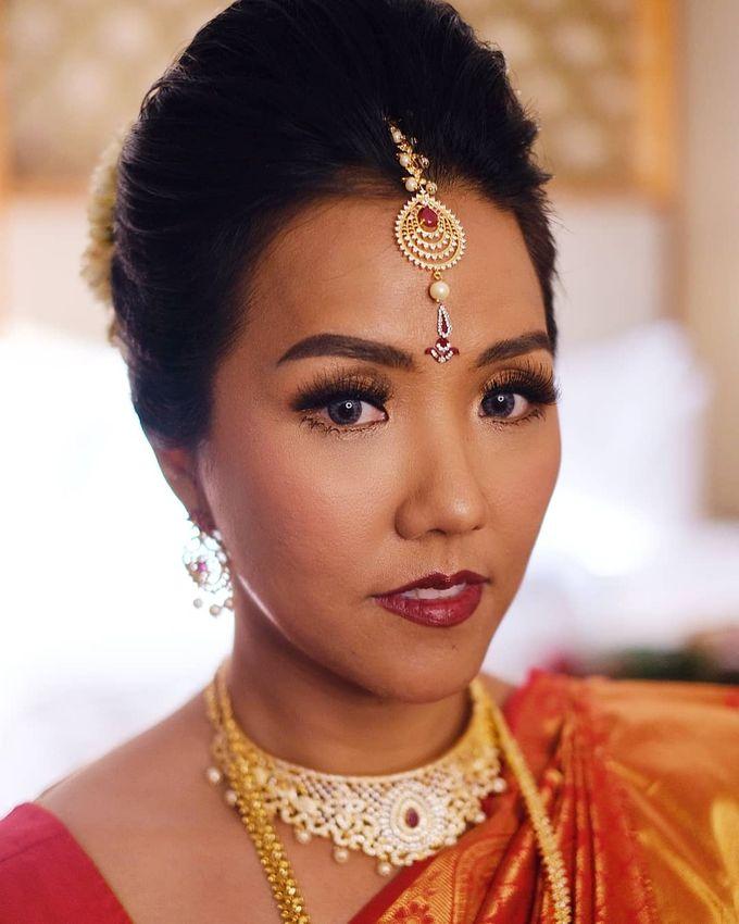 WM Bride - Vivi by Makeup by Windy Mulia - 001