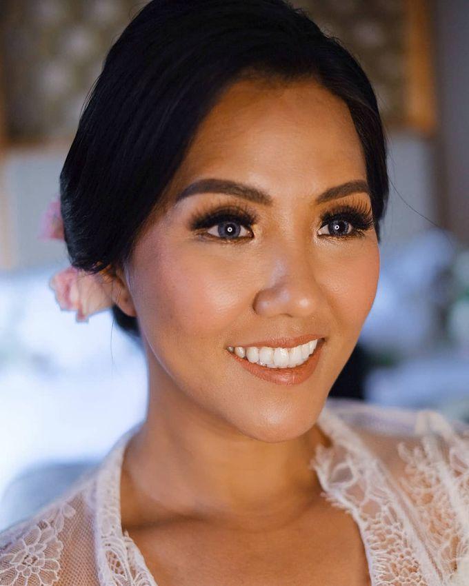 WM Bride - Vivi by Makeup by Windy Mulia - 003