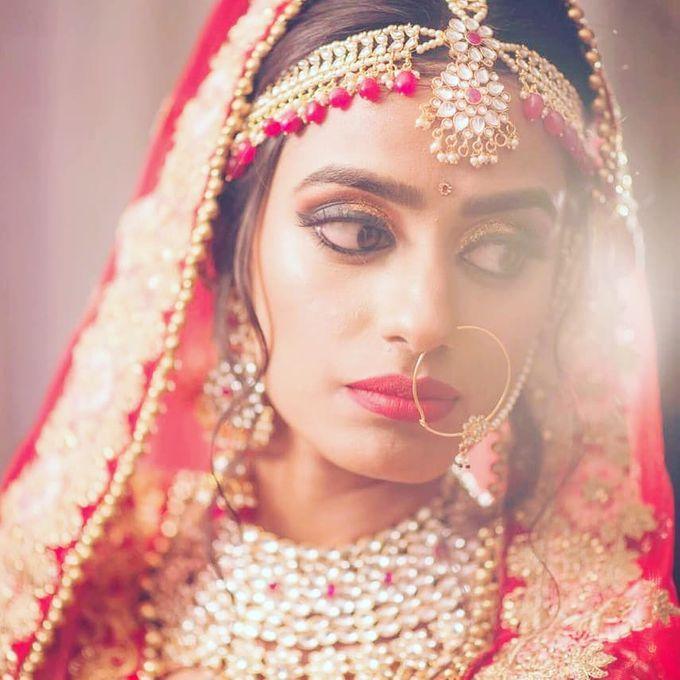 Bridal Makeup by Charites Professional Makeup - 016