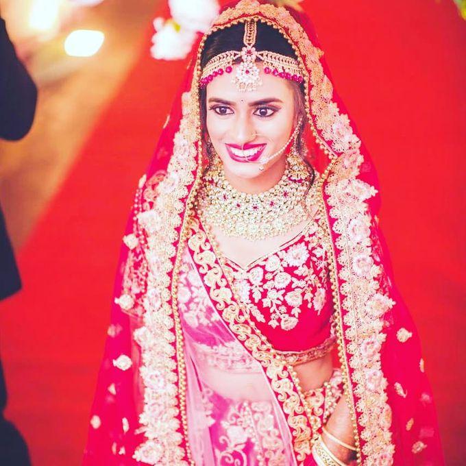 Bridal Makeup by Charites Professional Makeup - 007