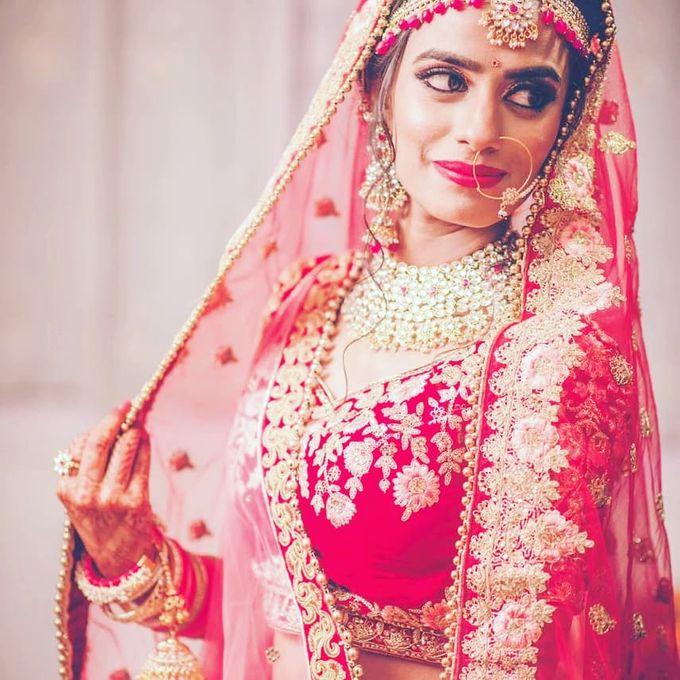 Bridal Makeup by Charites Professional Makeup - 025