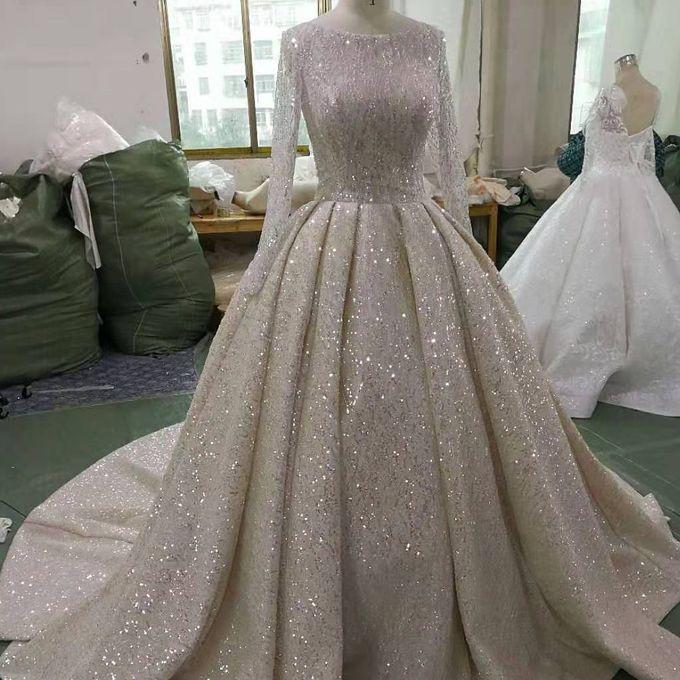 Sale And Rent Wedding Dress by Sewa Gaun Pesta - 014