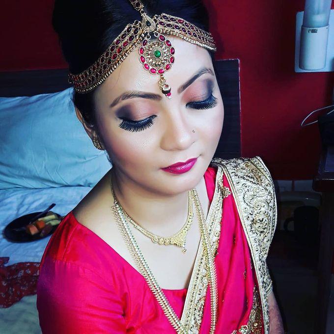 Bridal Makeup by Charites Professional Makeup - 004