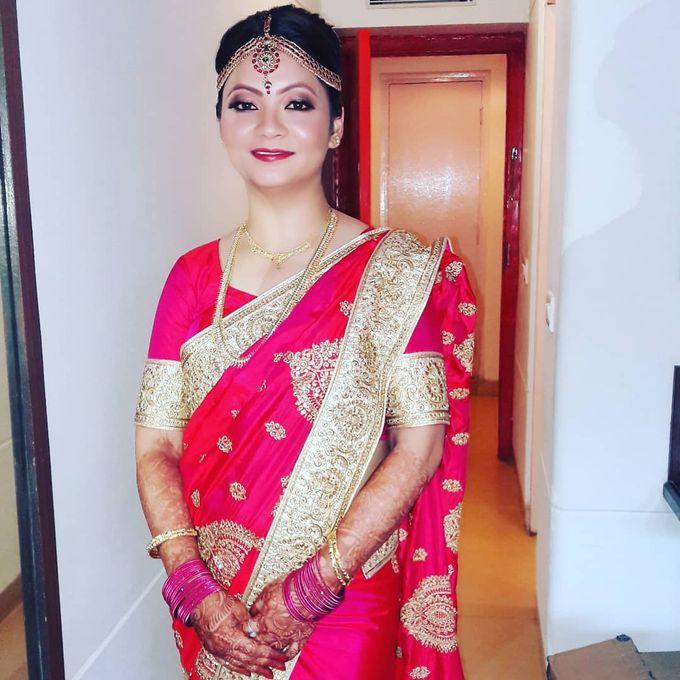 Bridal Makeup by Charites Professional Makeup - 006