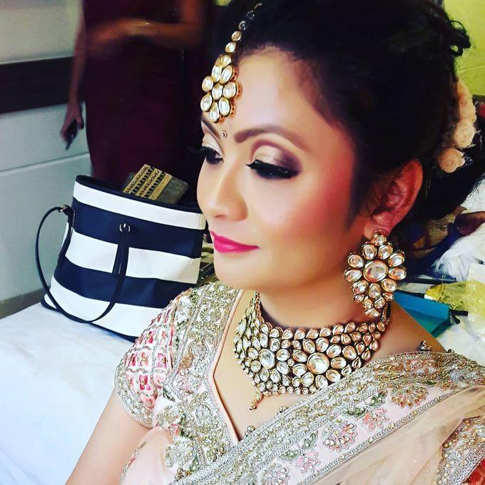 Bridal Makeup by Charites Professional Makeup - 023