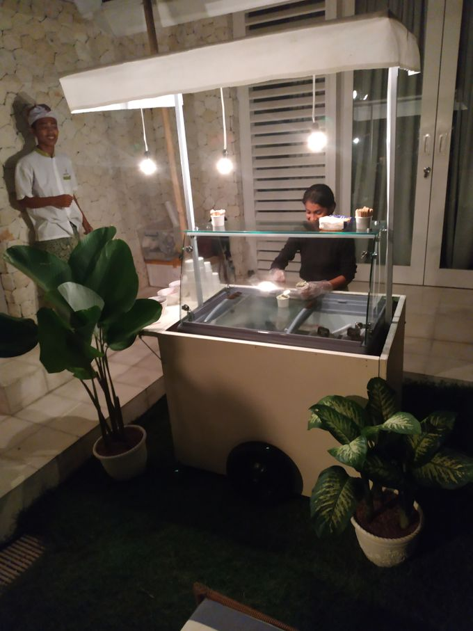 Gelato Cart by Excelsior Bali Catering - 005