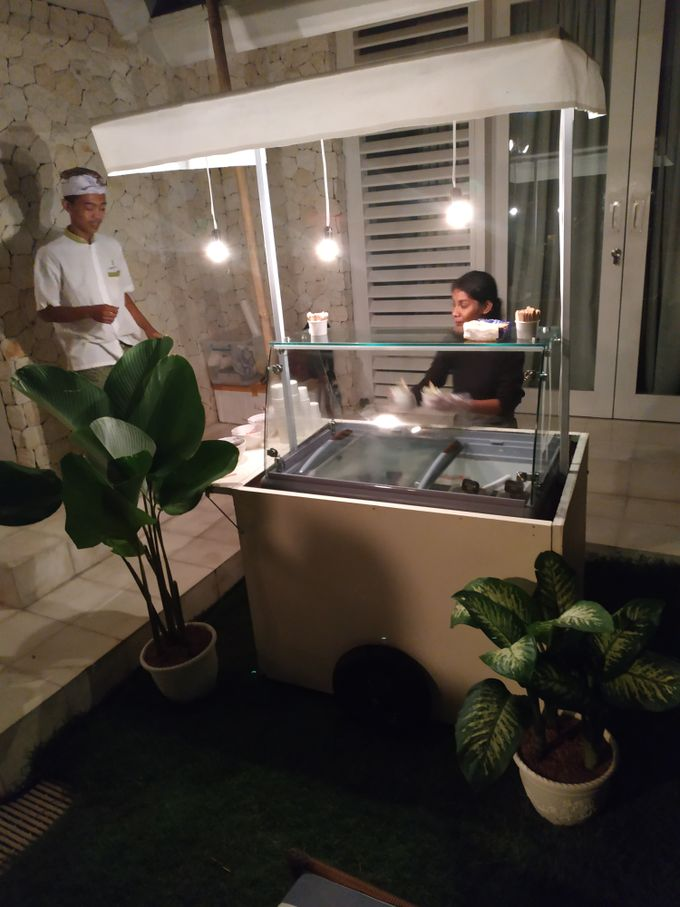 Gelato Cart by Excelsior Bali Catering - 002