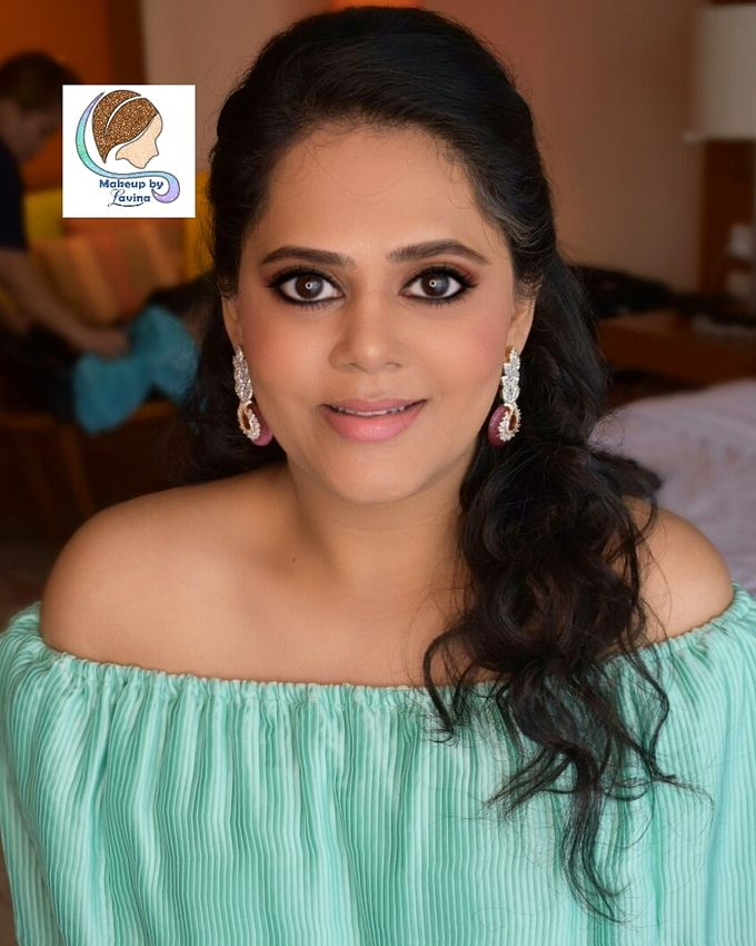 Party Makeup by Makeup by Lavina - 018