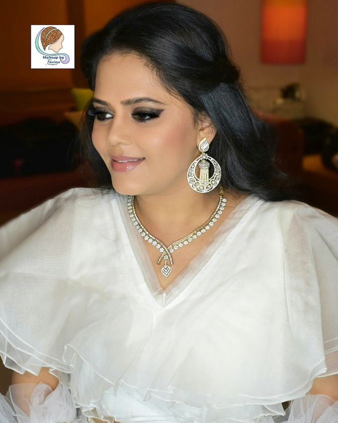 Party Makeup by Makeup by Lavina - 012