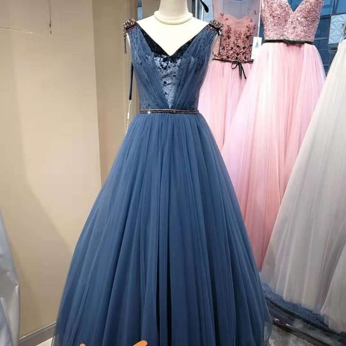 Gaun PESTA disewakan by Sewa Gaun Pesta - 009