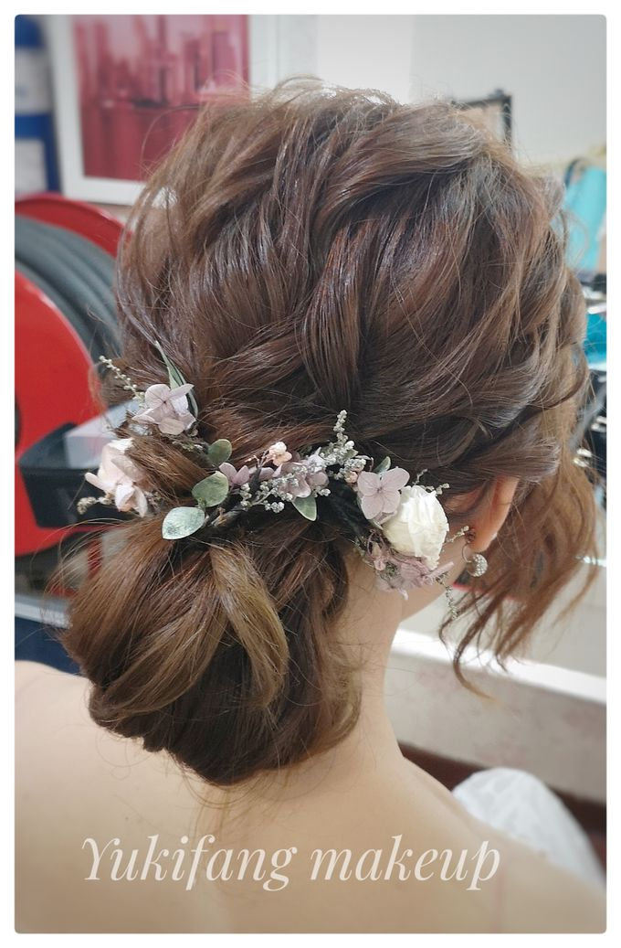 Korean Makeup And Hairstyling by Digio Bridal - 001