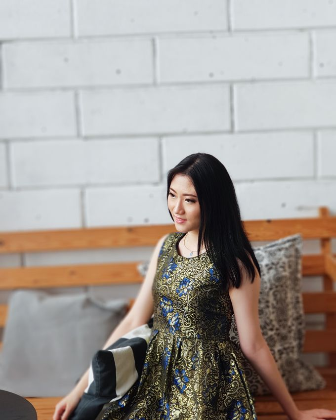 Photoshoot Makeup For Clothing Shop by Devina Martina Sulam Alis - 008
