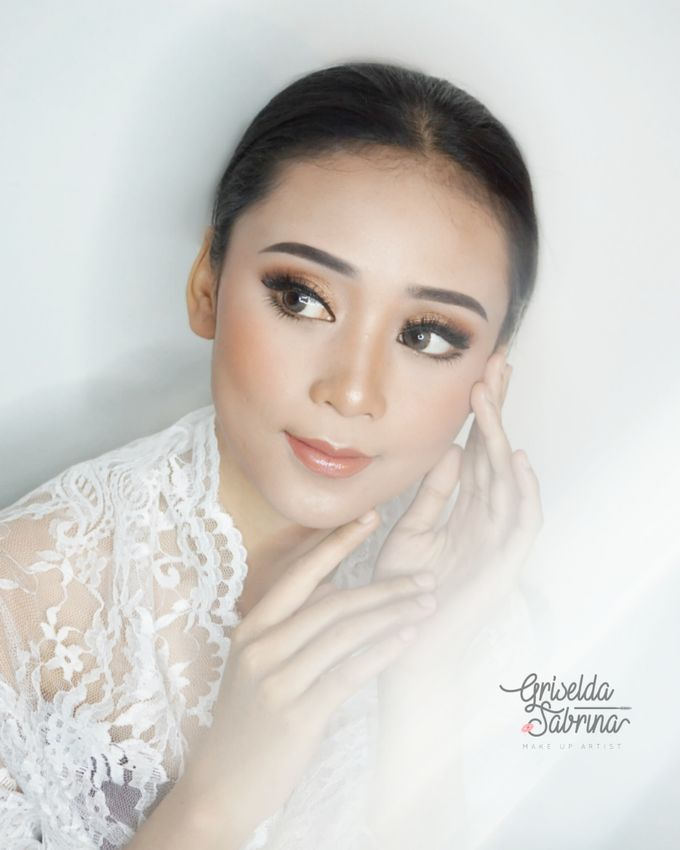 For Ms Nanda and Ms Jess by Griselda Sabrina Makeup Artist - 003